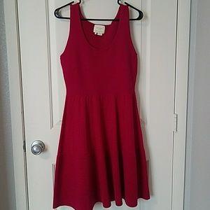 Kate Spade pink knit dress